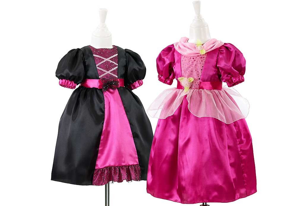 Robe de princesse réversible Beatricia