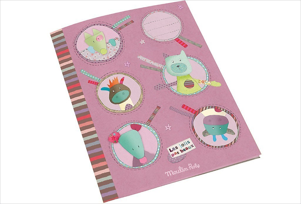 Cahier Moulin Roty