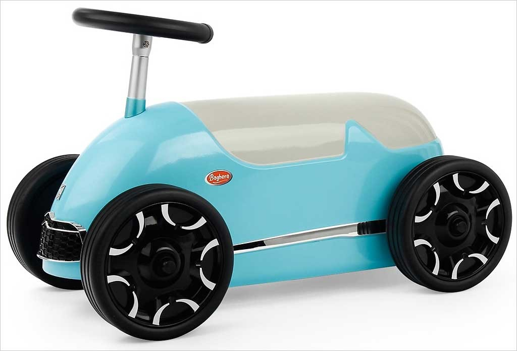 Baghera porteur Speedster DS ice cream