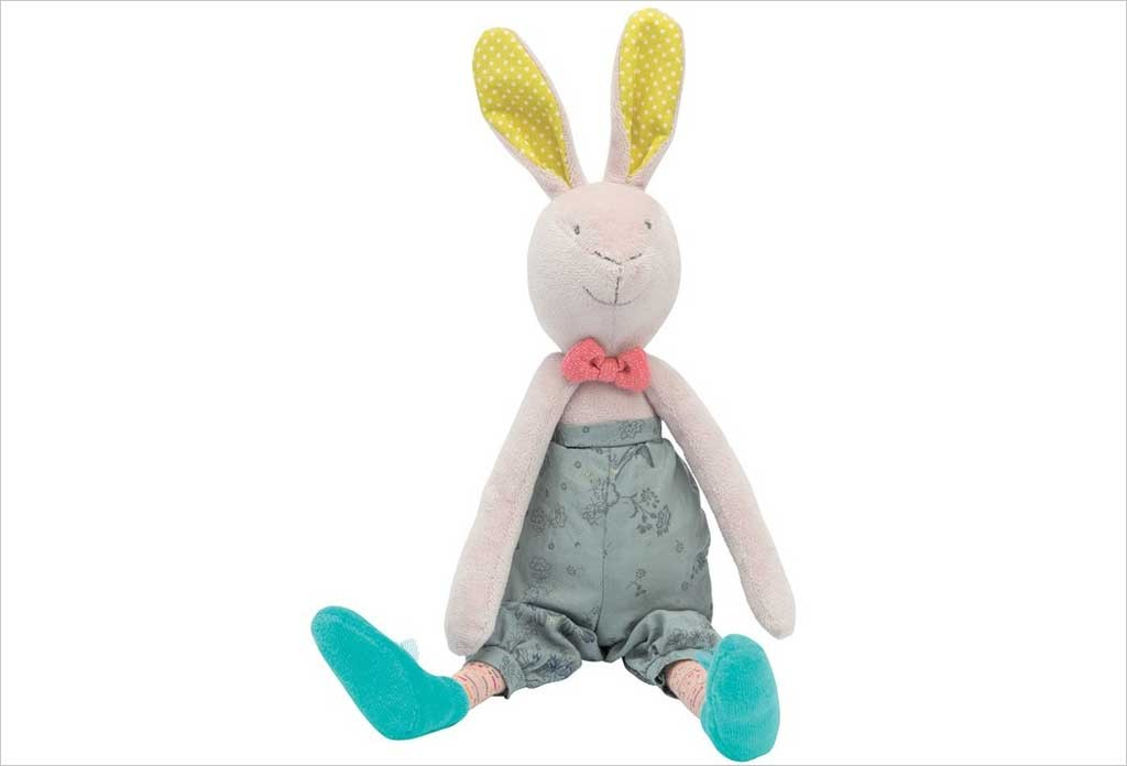 Peluche Lapin Moulin Roty