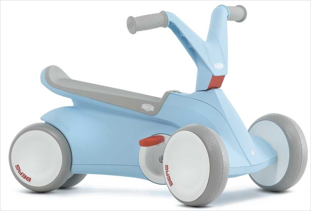 Porteur tricycle BERG GO² Bleu