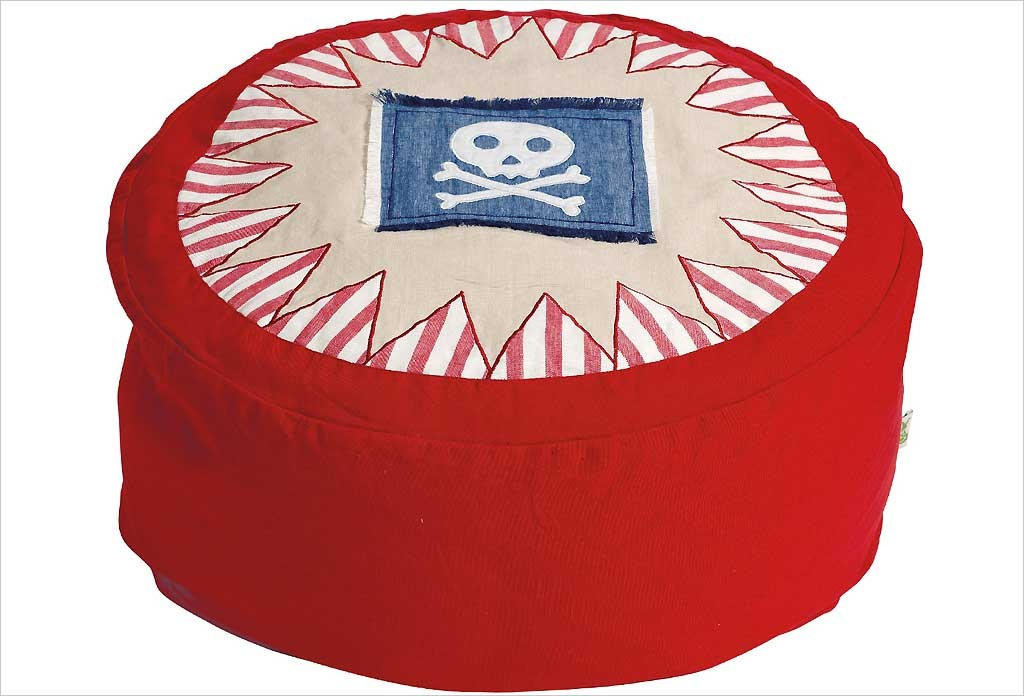 Pouf de pirate - Win Green