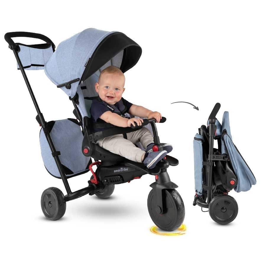 Poussette Tricycle Jeans SmarTrike