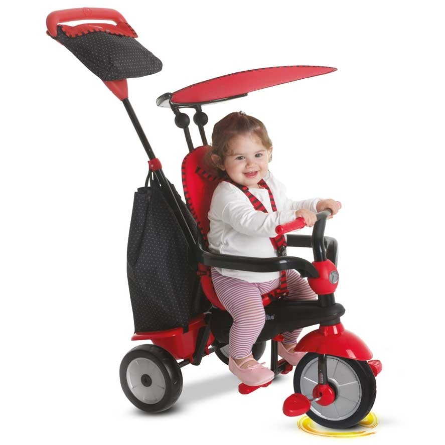 Tricycle Glow rouge SmarTrike