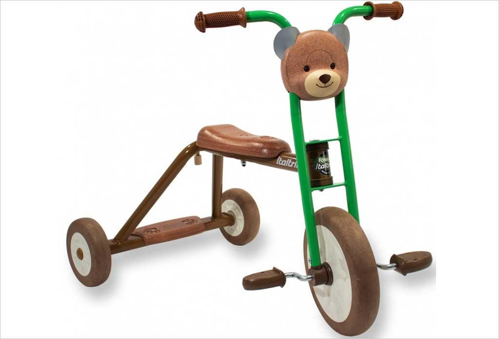 Tricycle nature ours Italtrike