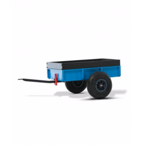 Remorque BERG Steel Trailer XL
