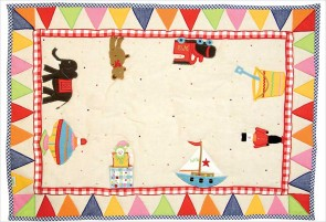 Grand tapis de sol magasin jouets