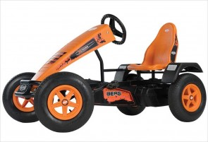Kart X-Cross BFR orange enfant / adulte - BERG