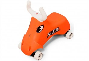 Porteur rodeo bull orange - Slex