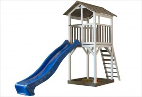 Tour de jeux en bois Beach Tower Basic
