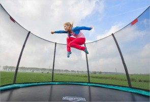 Trampoline 270 cm BERG Favorit + filet