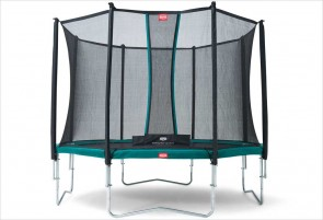 Trampoline 330 cm BERG Favorit + filet